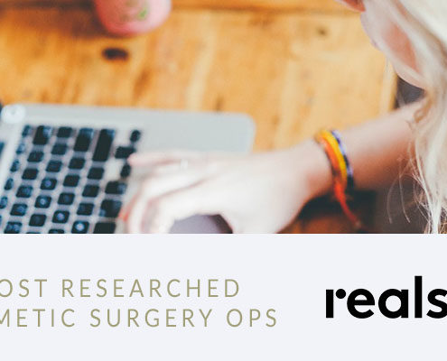 most researched cosmetic surgery procedures